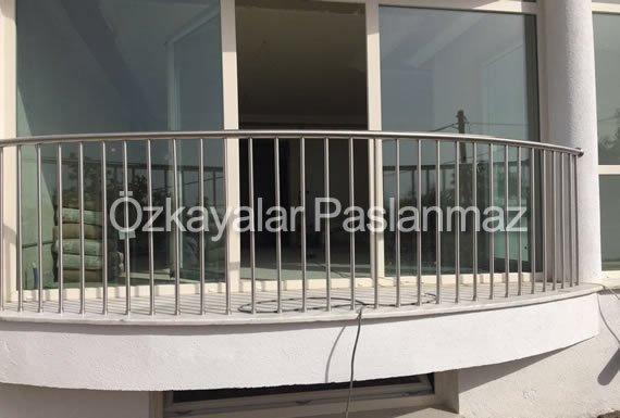 Paslanmaz Korkuluk Balkon